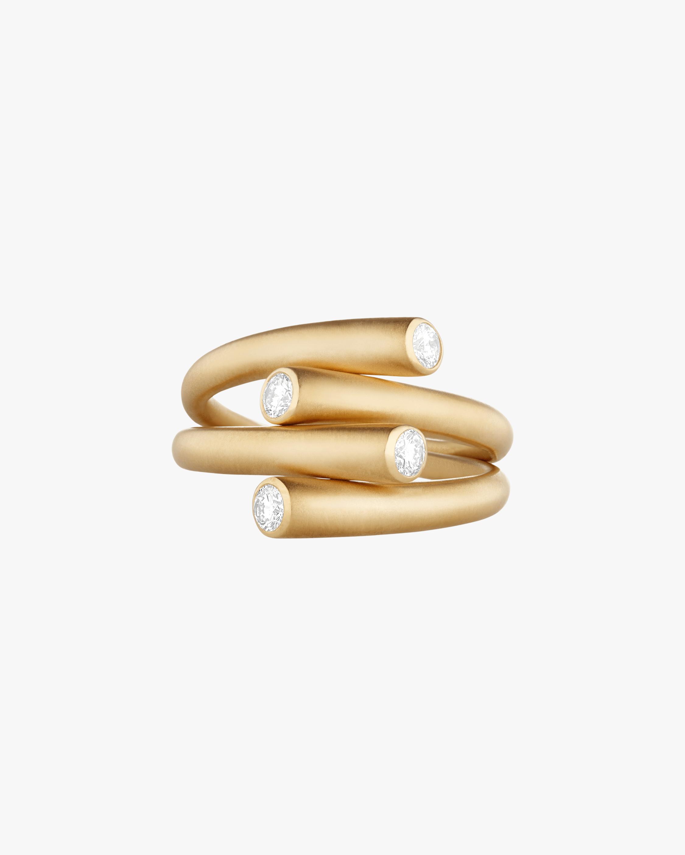Carelle Whirl Duo Diamond Ring 0