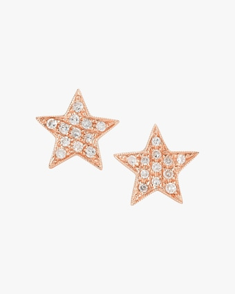 Dana Rebecca Designs Julianne Himiko Star Studs 1