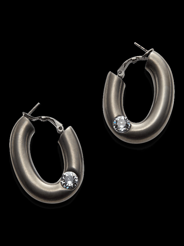 Spark Brass Earrings