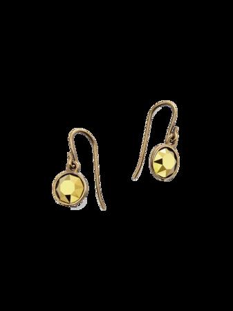 Globe Dangle Earrings