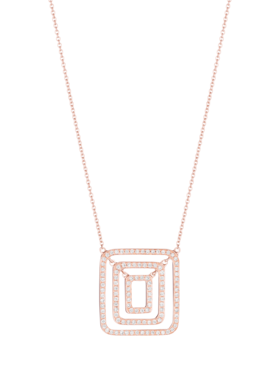 Small Piece Swing Necklace