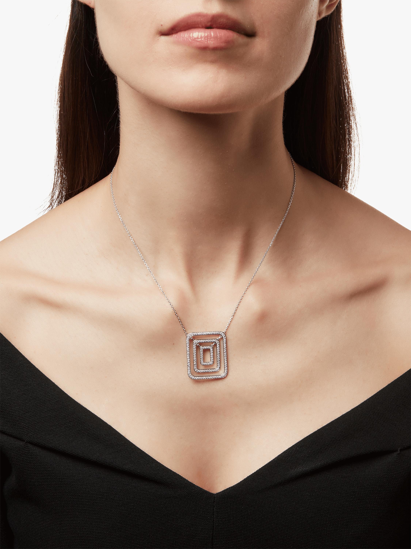 The Medium Piece Swing Necklace Mimi So