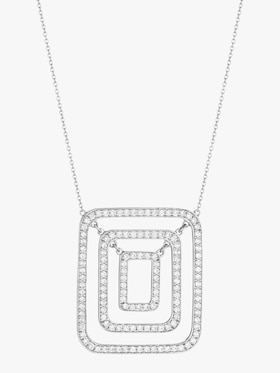 The Medium Piece Swing Necklace