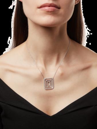 The Medium Piece Swing Necklace