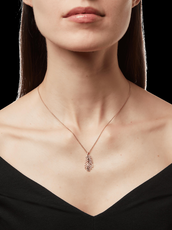 Phoenix Feather Necklace