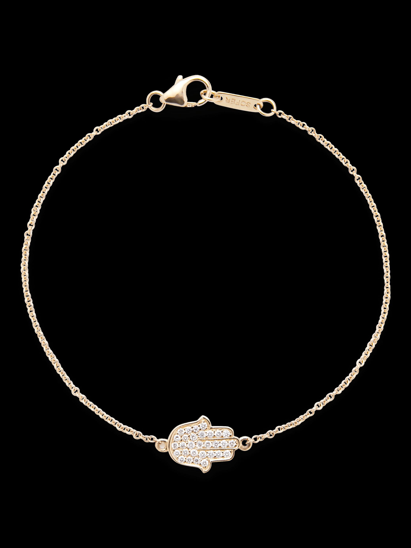 Hamsa Bracelet