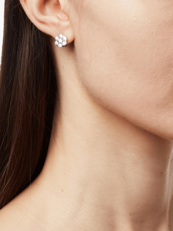 Fleurette Studs Diana Cesaria Fine Jewelry