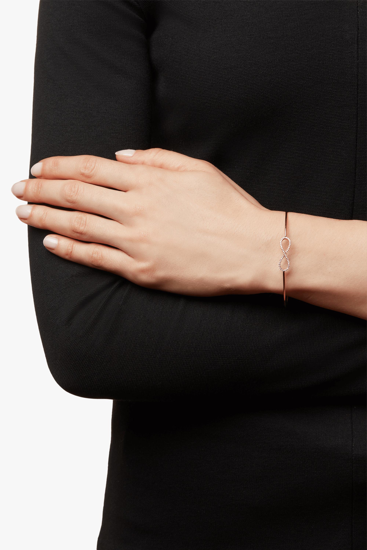 Infinity Bangle Diana Cesaria Fine Jewelry