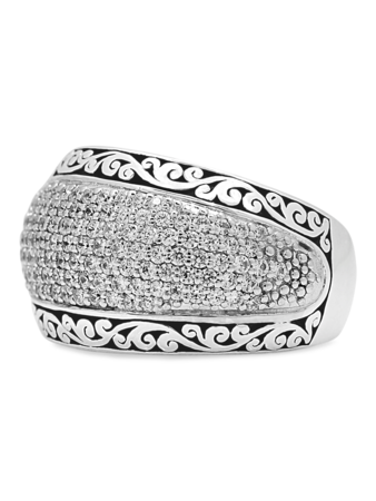 Signature Scroll Band