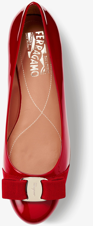 Salvatore Ferragamo Varina Ballet Flat 3