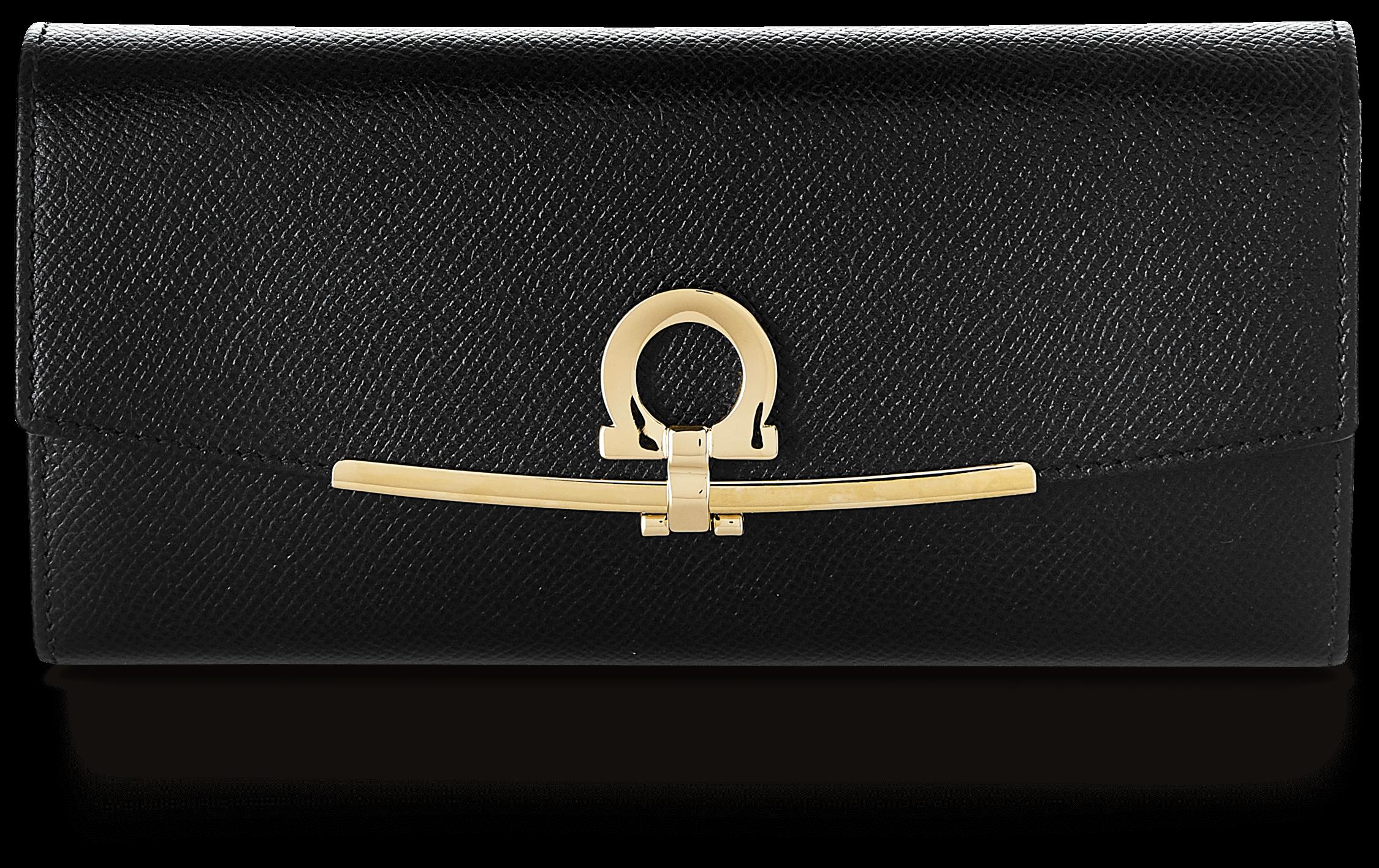 Gancini Clip Continental Wallet