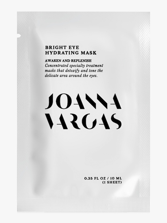 Joanna Vargas Skincare Bright Eye Hydrating Mask 0