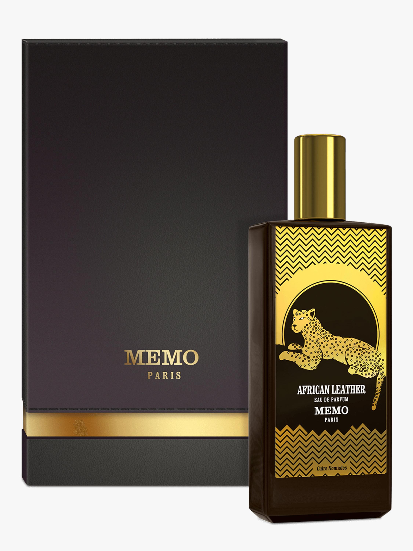 Memo Paris African Leather Eau De Parfum 75ml 1