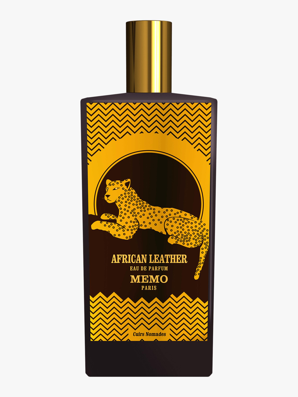 Memo Paris African Leather Eau De Parfum 75ml 0