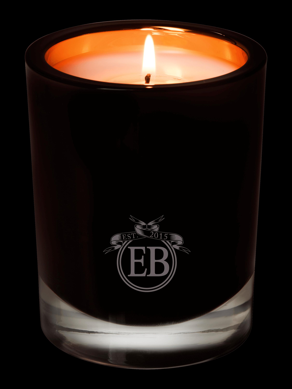 Rose & Wood Candle