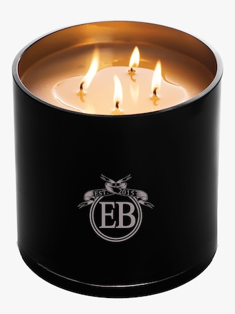 Rose Candle Four-Wick