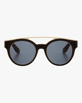 Givenchy GV 7017 Round Sunglasses 1