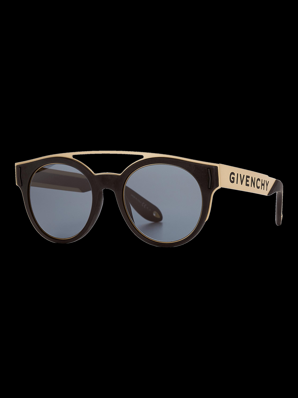 Givenchy GV 7017 Round Sunglasses 2
