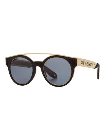 Givenchy GV 7017 Round Sunglasses 2