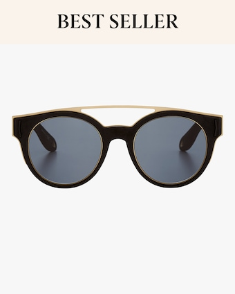 GV 7017 Round Sunglasses