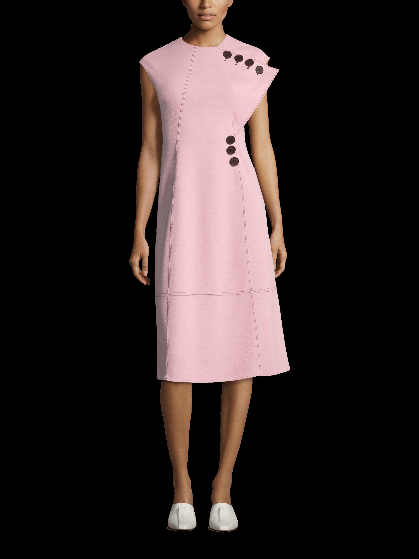 A-Line Panel Dress