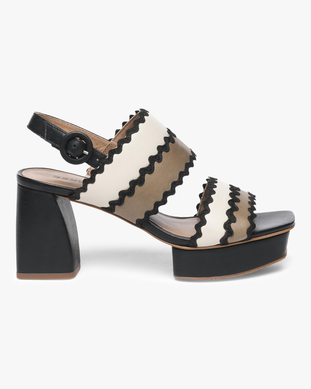 Remi Platform Sandal