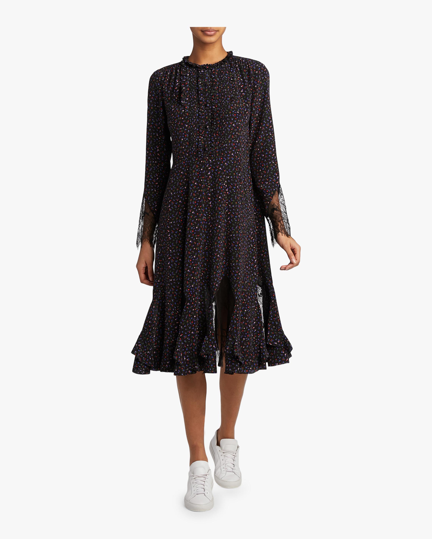 Romantic Panelled Dress