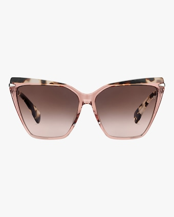 rag & bone Squared Cat Eye Sunglasses 1