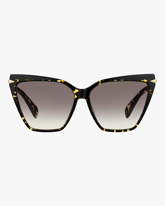 rag & bone Squared Cat Eye Sunglasses 0