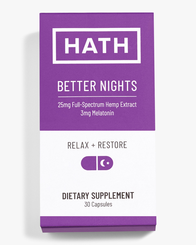 HATH Better Nights Capsules 1