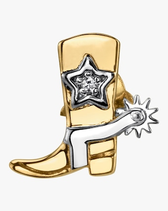 Cowboy Boot Single Stud Earring