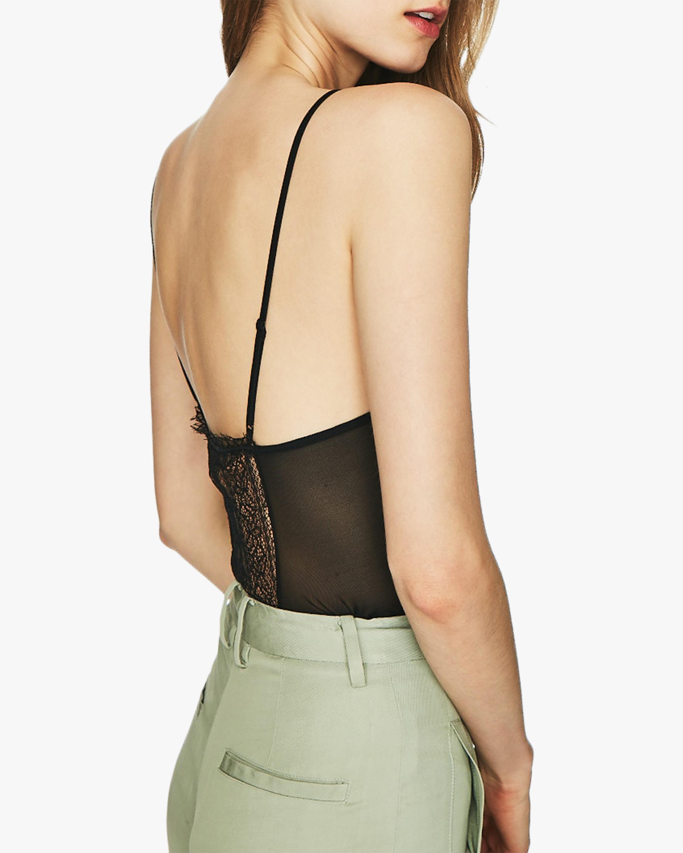 Lingerie Lace Bodysuit