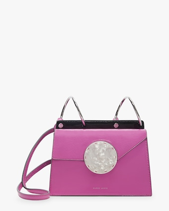 Patent Leather Phoebe Bis Bag