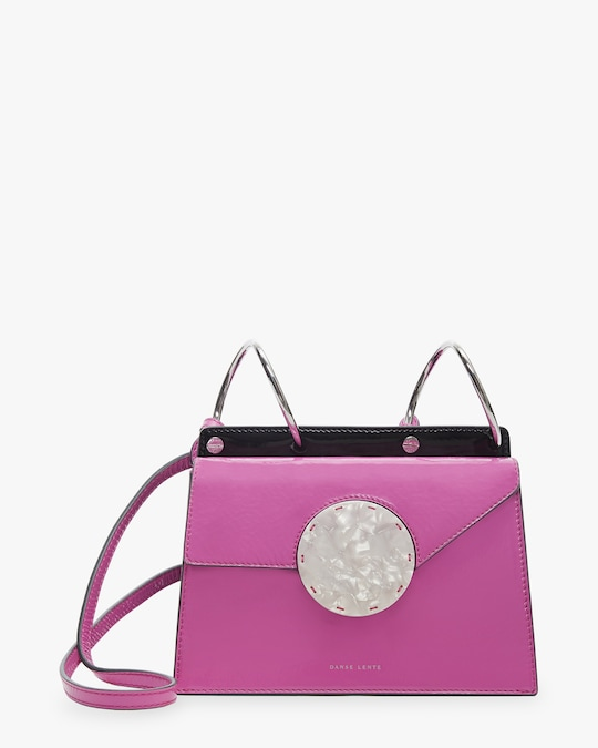 Danse Lente Patent Leather Phoebe Bis Bag 0