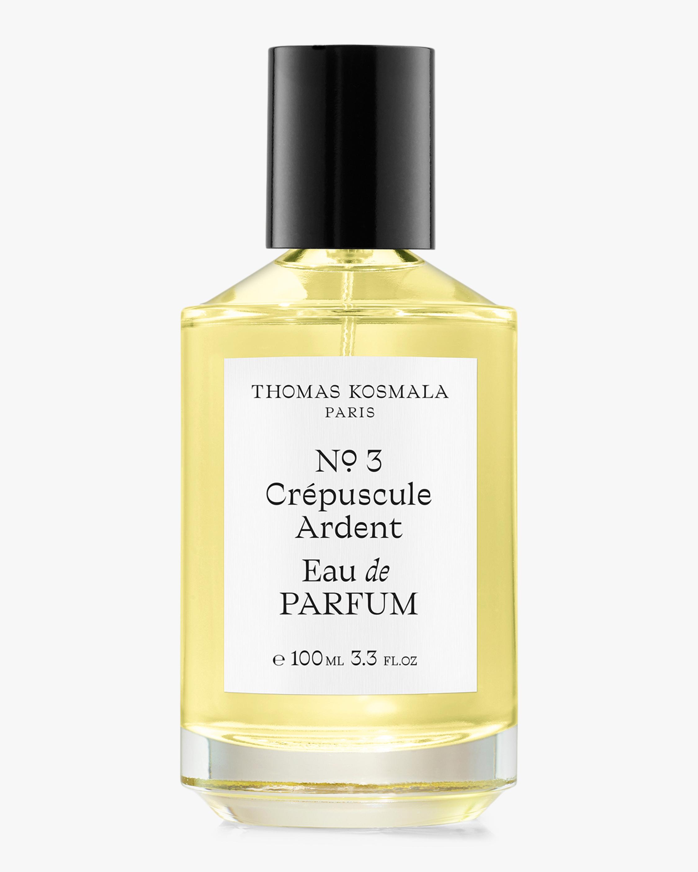 No. 3 Crépuscule Ardent Eau de Parfum 100ml