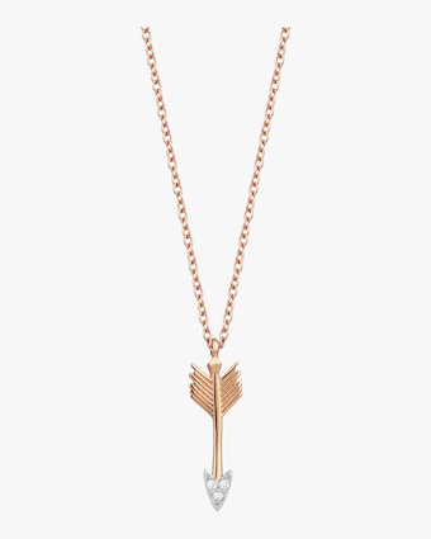 Mini Arrow Necklace