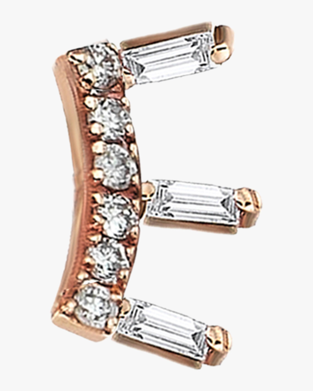 3 Ladder Single Earring