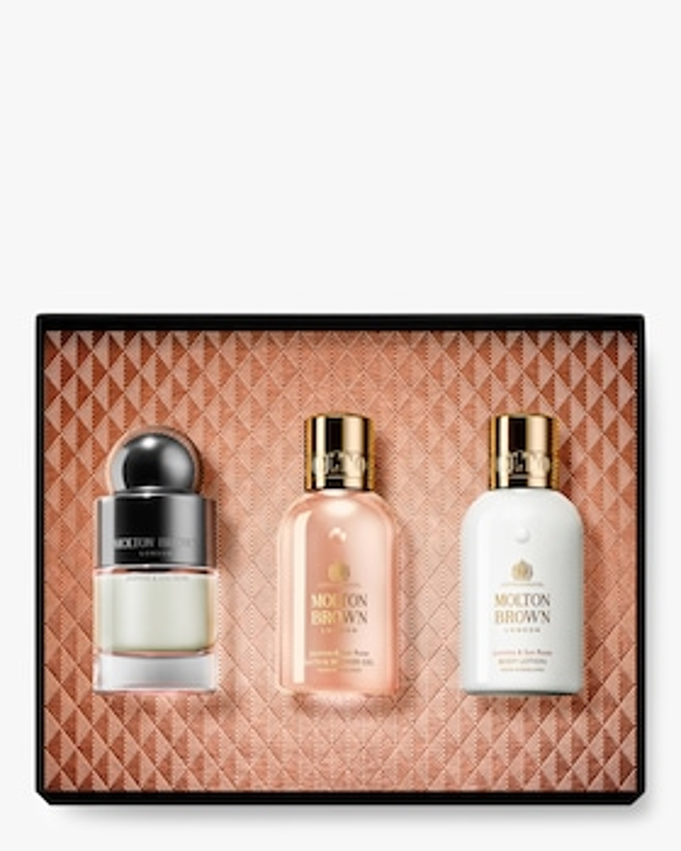 Jasmine & Sun Rose Fragrance Collection