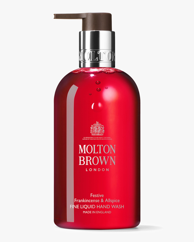 Molton Brown Festive Frankincense & Allspice Hand Wash 10 fl oz 2