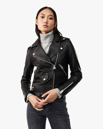Baya Leather Jacket