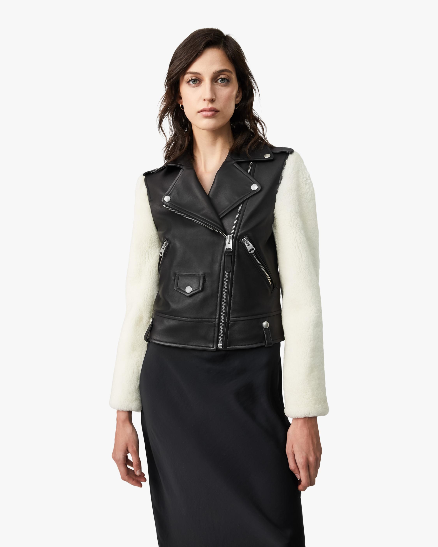 Baya Leather Jacket