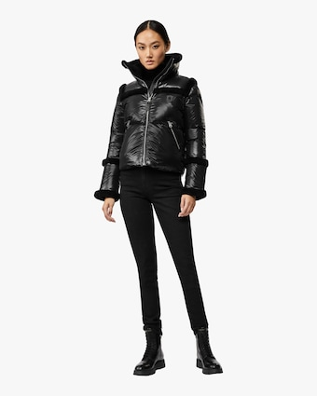 Miya Puffer Coat