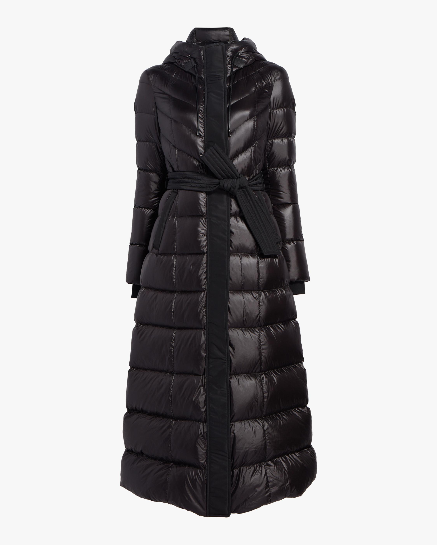Calina Long Puffer Coat