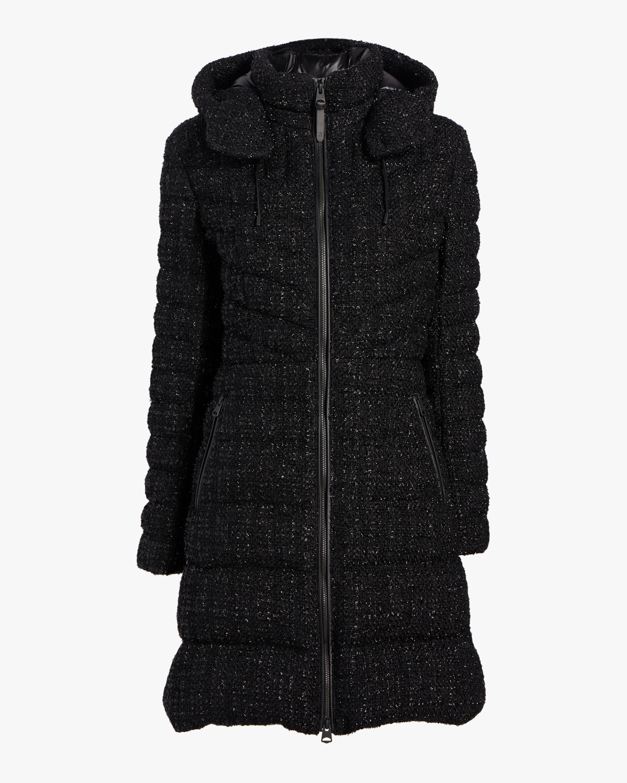 Lara Long Puffer Coat