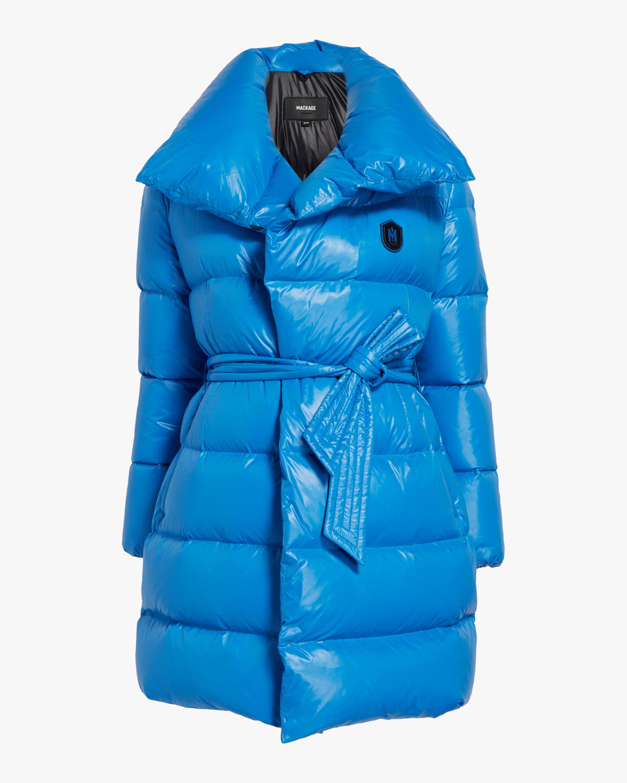 Linzie Puffer Coat