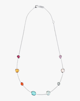 Rock Candy Mini Multi Station Necklace
