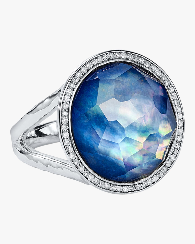 Ippolita Lollipop Lapis Diamond Ring 0