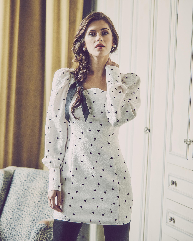 Mestiza Katrina Mini Dress 1
