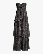 Mestiza Brianna Tiered Gown 0
