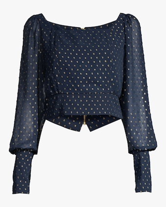 Luca Cropped Top
